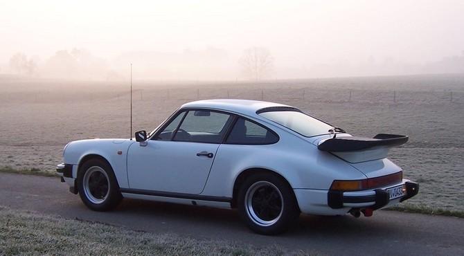 Porsche 911 SC Sportomatic {M Series}. more photos