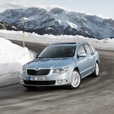 Skoda Superb Break 2.0I TDI CR 170 hp 4x4 Ambition