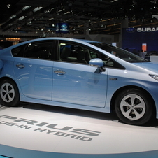 Until now, the Prius Plug-In has been the best selling plug-in on the market