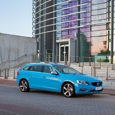 Volvo V60 D5 R-Design Geartronic