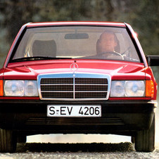 Mercedes-Benz 190 E 2.6 AT