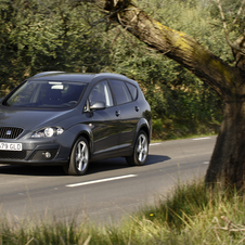 Seat Altea XL 2.0 TDI CR 140hp Style DSG