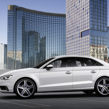 It predicts the A3, Q3 and A3 sedan will be big sellers