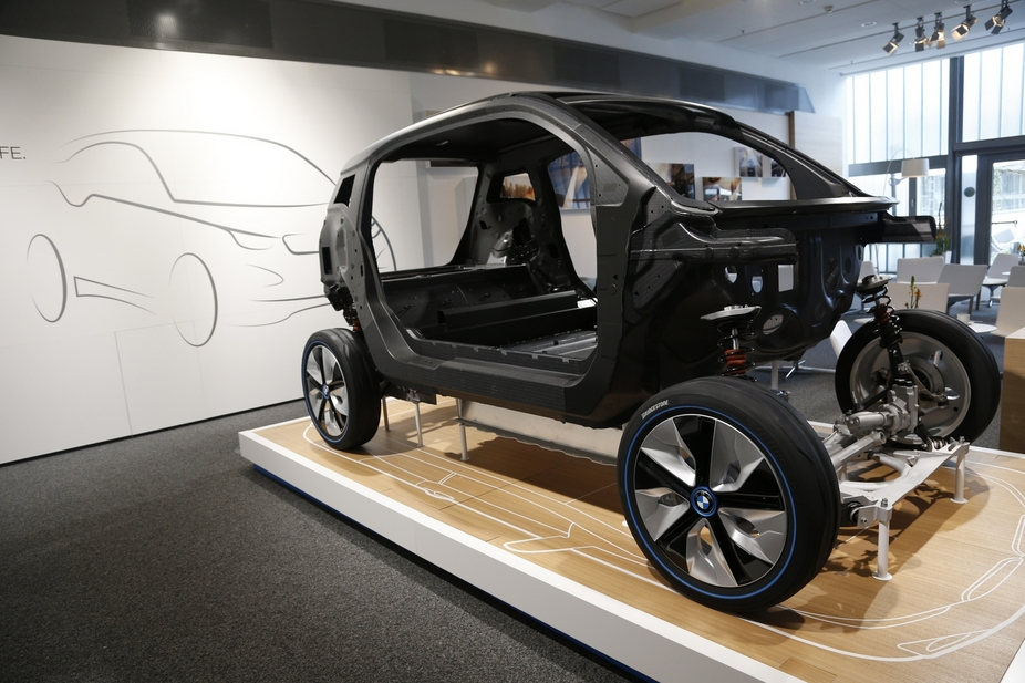 BMW Details i3 Production Process :: News :: autoviva.com