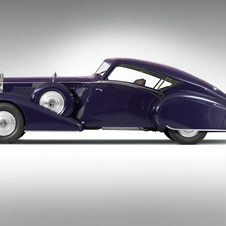 Rolls-Royce Phantom III Aero Coupe