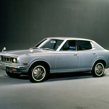 Nissan Bluebird U Sedan 1600GL