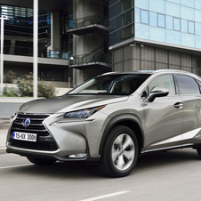 Lexus NX 300h Executive FWD
