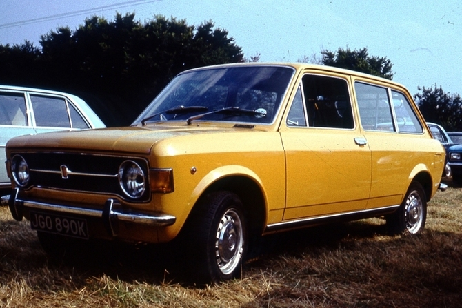 1969 Fiat 128 Estate Related Infomationspecifications Weili
