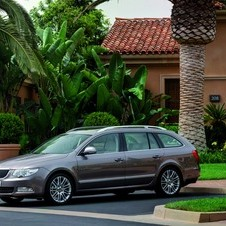 Skoda Superb Break 2.0I TDI CR 170 hp Comfort