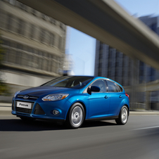 Ford Focus SE Hatch