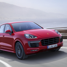 The new Cayenne GTS engine gets a 3.6-liter V6 twin turbo, the same that powers the Cayenne S
