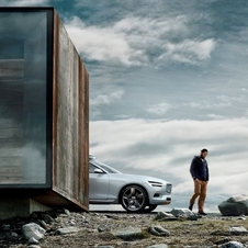 The Volvo Concept XC Coupe teases the next generation XC90