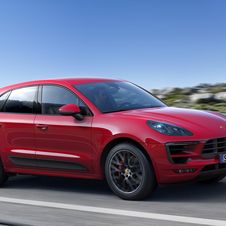 The Macan GTS combines the driving dynamics of Porsche with everyday versatility