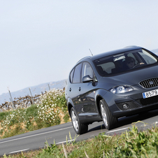 Seat Altea XL 1.6 TDI CR 90hp Reference