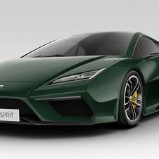 New Esprit supercar gets Lotus developed V8