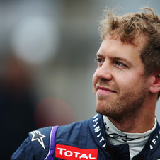 Vettel has extended his contract by one year