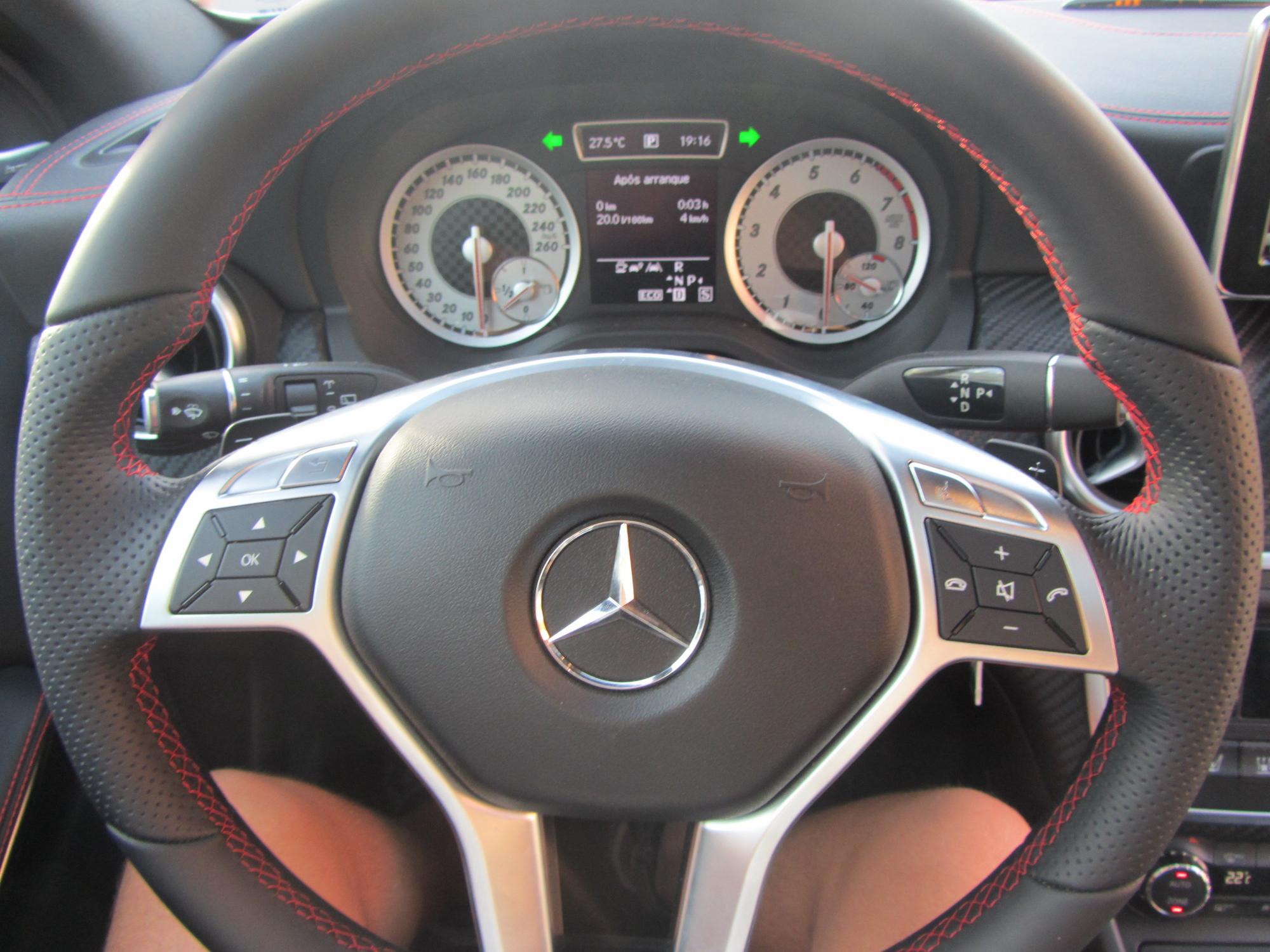Mercedes Benz A 250 Sport Slideshow Autoviva Com