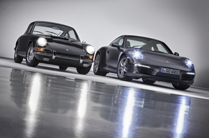 Porsche will also be celebrating the 50th anniversary of the 911