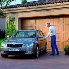 Skoda Superb Break 1.4I TSI Ambition