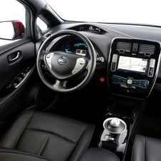 Nissan has made a major push to make the interior have better quality