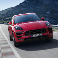 The new Macan GTS is equipped with the same 3.0 V6 biturbo engine of the Macan S, but has an output of 360hp