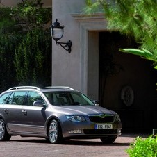 Skoda Superb Break 2.0I TDI CR 170 hp Elegance