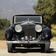 Rolls-Royce Phantom II Continental Drophead Sedanca Coupe