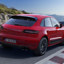 The Macan GTS is now available for sale