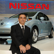 Ghosn started his auto career at Michelin, moved to Renault then took over Nissan
