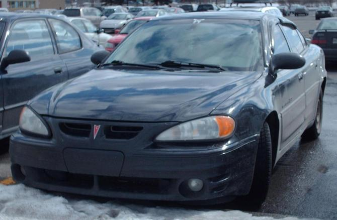 Pontiac Grand Am GT Coupé