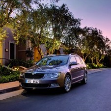 Skoda Superb Break 1.8I TSI DSG 7 Ambition