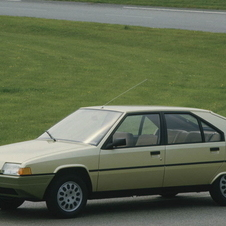 Citroën BX 14 RE
