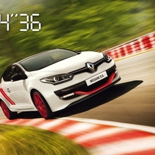 Despite using the same 275hp turbocharged 2.0-liter of the RenaultSport Megane 275 Trophy