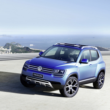 Volkswagen Unveils Up-Based Taigun SUV Concept and Upgraded Gol