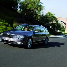 Skoda Superb Break 1.8I TSI DSG 7 Elegance