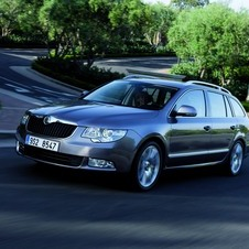 Skoda Superb Break 1.9I TDI 105 hp Ambition