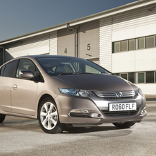 Honda Insight Hatchback 1.3 ES-T 5dr