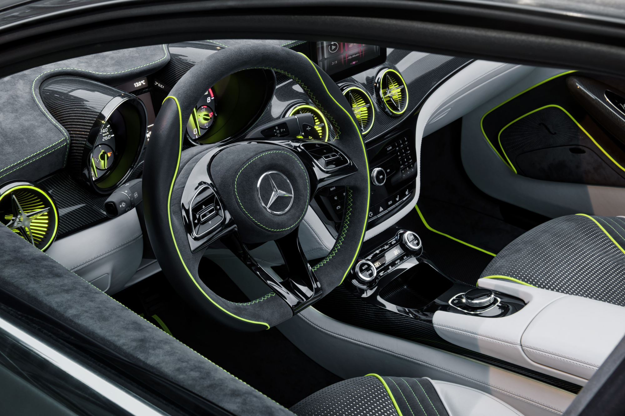 mercedes concept style coupe brings cls looks down market slideshow. Black Bedroom Furniture Sets. Home Design Ideas