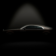 The new car will premiere at the Geneva Motor Show