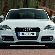 Audi TT Coupe 2.0 TFSI 211 Black Edition