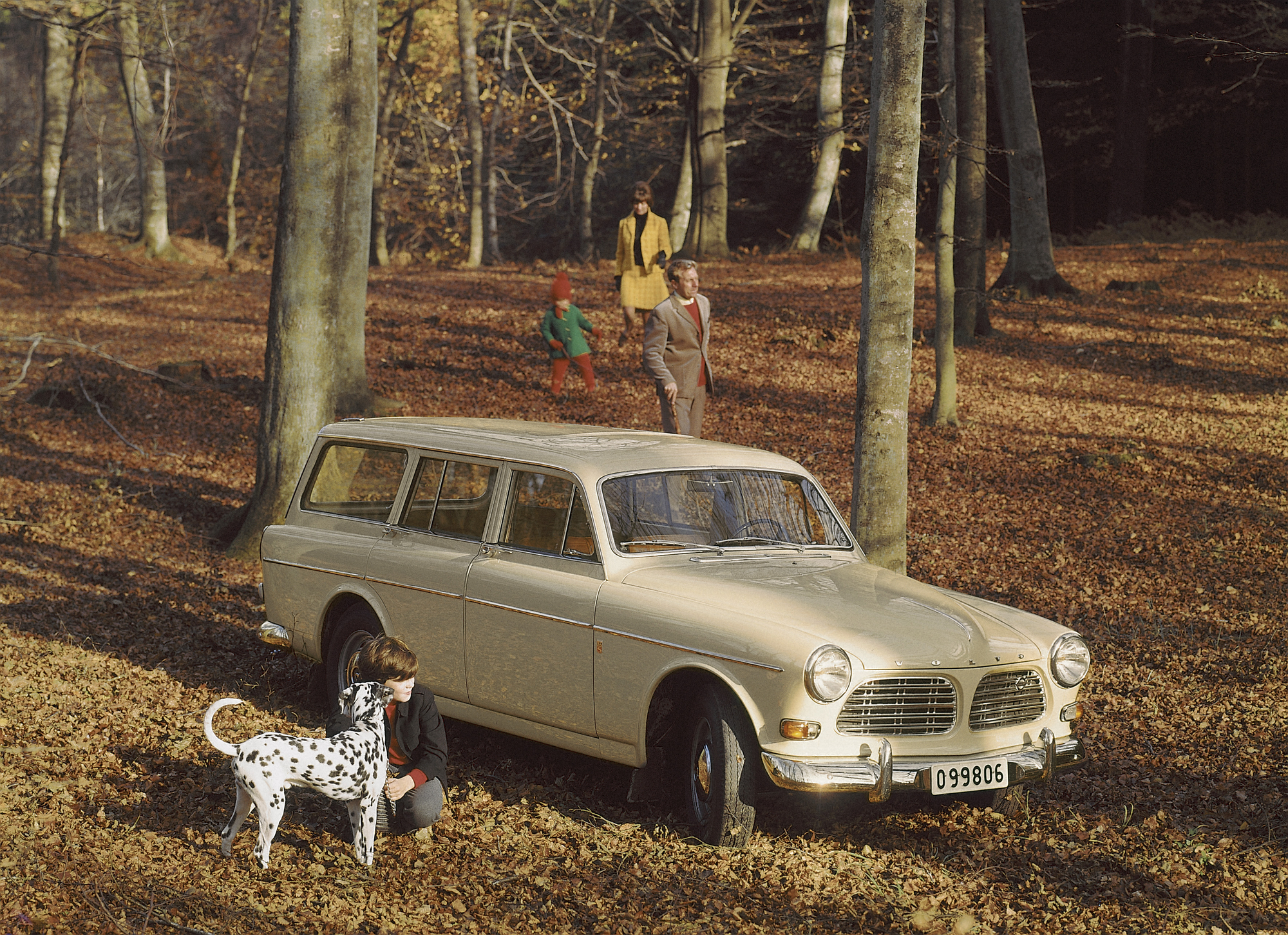 Volvo Amazon Estate Turns 50 The Last Of The Old Fashioned Volvos