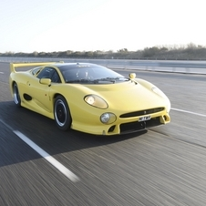Celebrating 20 Years Since the Jaguar XJ220