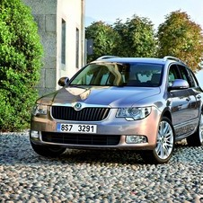 Skoda Superb Break 2.0I TDI 140 hp Ambition