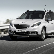 Peugeot 2008 1.6 e-HDi Limited Edition Feline