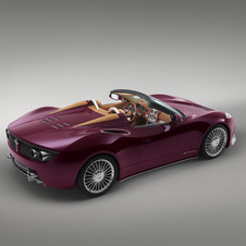 Spyker will offer convertible and coupe versions