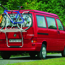 Volkswagen California Advantage