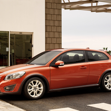 Volvo C30 D3 Geartronic