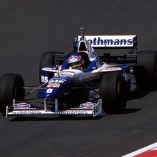 Williams FW18 Renault