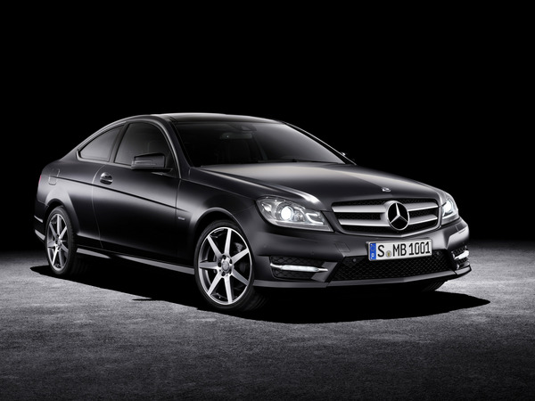 mercedes benz c 220 cdi blueefficiency coup photo. Black Bedroom Furniture Sets. Home Design Ideas