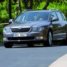 Skoda Superb Break 1.4I TSI Elegance